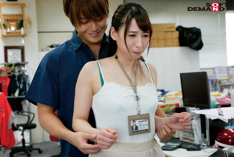 SDJS-031 Asumi Yoshioka, 26 Years Old – She's A Plain Girl, Not Too Bright But Seems Nice… Until We Strip Off Her Clothes And Discover Her Banging Body With Awesome F-Cup Tits