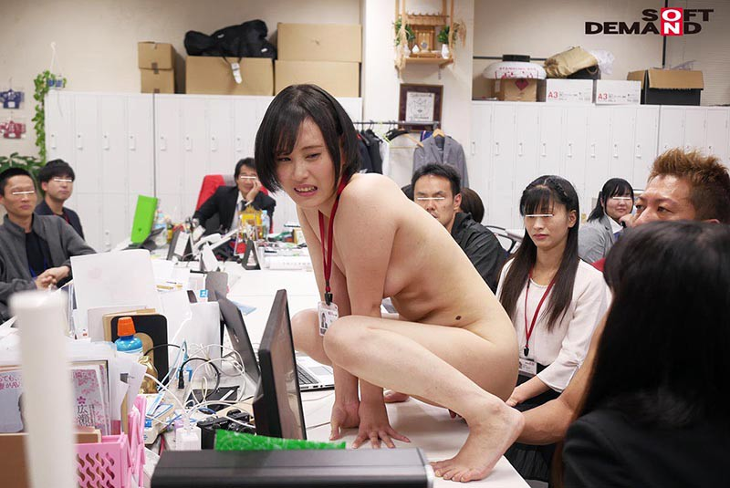 [SDJS-059] Overcoming Embarrassment By Going To Work Naked For A Whole Week! - Koharu Asai Has Grown Up So Much, And She Has Sex In Public To Prove It!