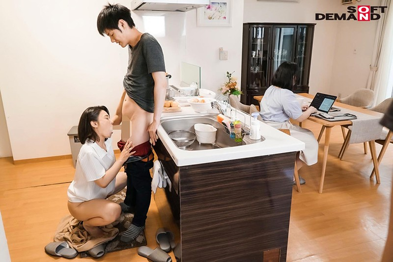 """SDJS-091 """"It's Alright… Cum Inside Me…"""" Mature MILF Seduces Her 20-Year-Younger Son-In-Law – Hot, Steamy, Intimate Creampie Sex Maiko Ayase"""