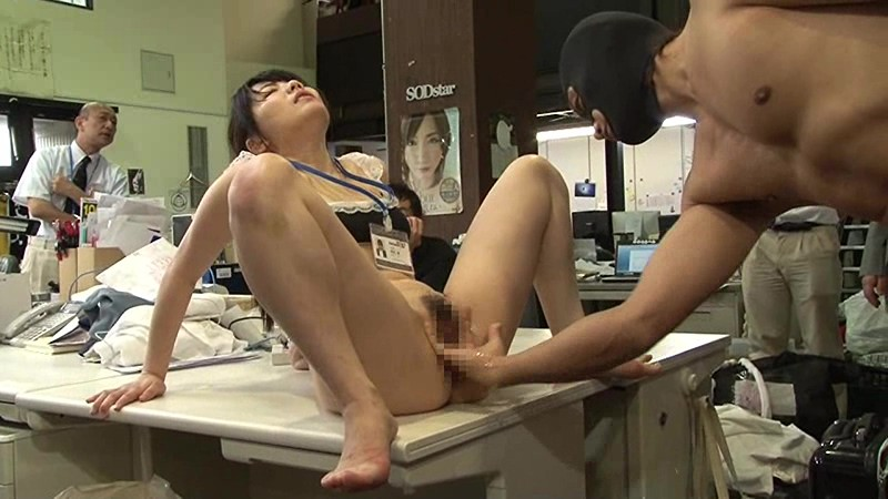 SDMU-253 Studio SOD Create SOD Female Employees Get A Chance To Double Their Summer Bonuses! The Office Treasure Hunt Game See Their Pretty Bare Asses! On All Fours! Big Time Challenge Of Shame While Their Colleagues Continue To Do Their Work!