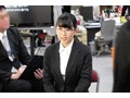 Squatting On A Dildo, Buck Naked A Self-Promotion Video An SOD Public Shame Pressure Interview These Newly Graduated Job-Seeking Girls Are Experiencing Their First Undressing Right In The Middle Of The Office! Masturbation! Pissing! preview-7