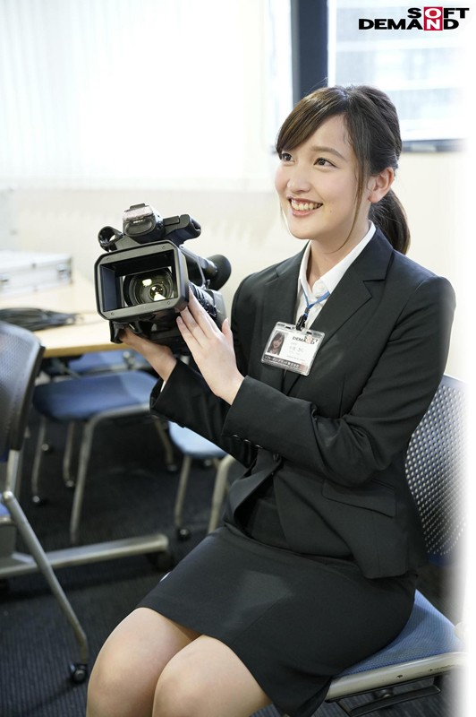 SDMU-871 SOD Female Employee Engineering Department First Year Joined Company Camera Assistant 'Koike Further' AV Appearance (debut)! ! - big image 1