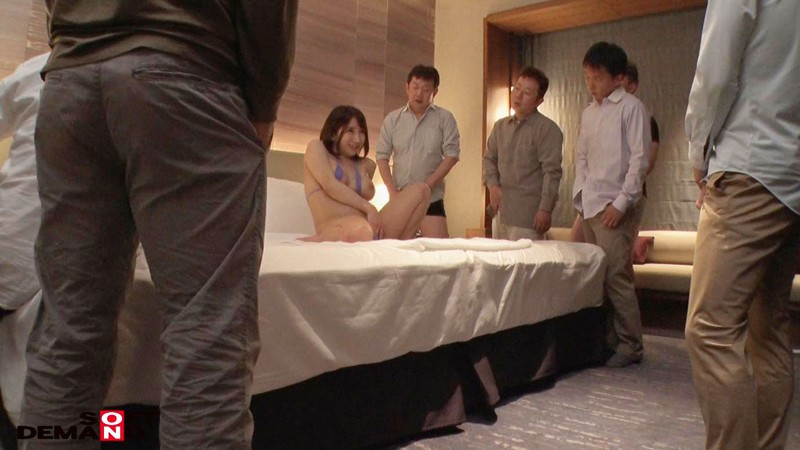 [SDNT-005] A Husband With Ambitions Of Being Cuckolded Sends His Amateur Wife To Appear In Her Porno Debut - Saki Fujitani, Housewife, 26 Years Old, Living On The Outskirts Of Tokyo - Fucked By 12 Men, Creampied 18 Times, All For The Sake Of Her Husband