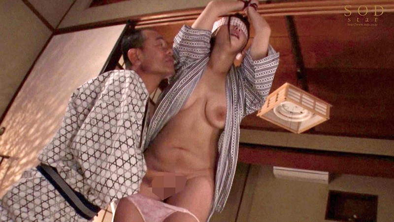 STAR-962 Marina Shiraishi Aphrodisiac Creampie Wives. Fucking With Father-in-Law At Yukemuri Hot Spring