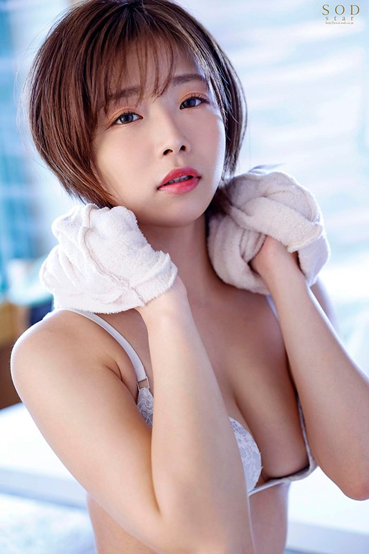 """STARS-279 """"I Won't Get To See You Again For A Month…"""" Horny Girlfriend In A Long Distance Relationship With Her Guy Wants Her Fill Of Creampies For The Road – Loving, Intimate Sex All Night Long Mana Sakura"""