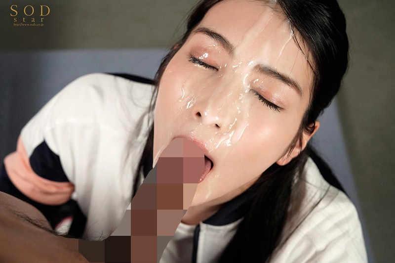 STARS-293 Always Up For Cum Shots! Female Teacher And Track And Field Coach Cum On My Face, And Then Let Me Suck It Some More. Suzu Honjo