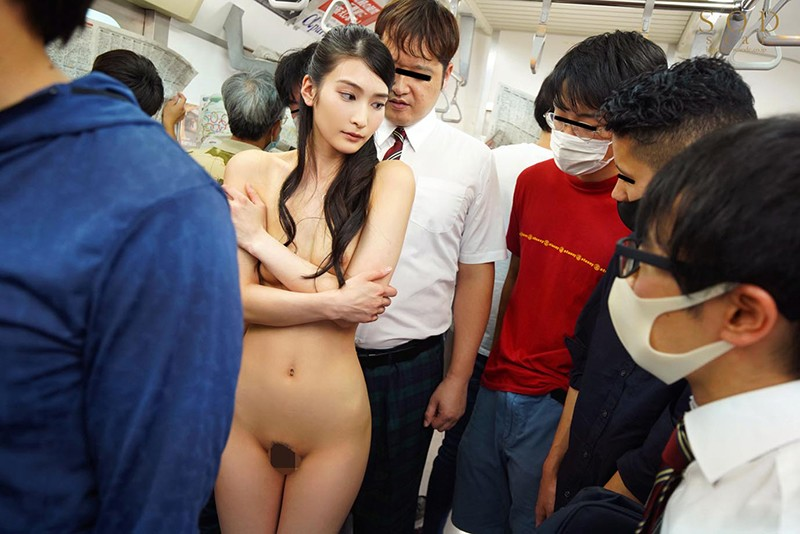 STARS-303 Suzu Honjo x Natural High: Girl Fully Nude In Public, Anything Goes Special SODstarVer. Super Sexy Female Teacher Gets Turned On By Being Nude In Public And Lets Anyone Fuck Her