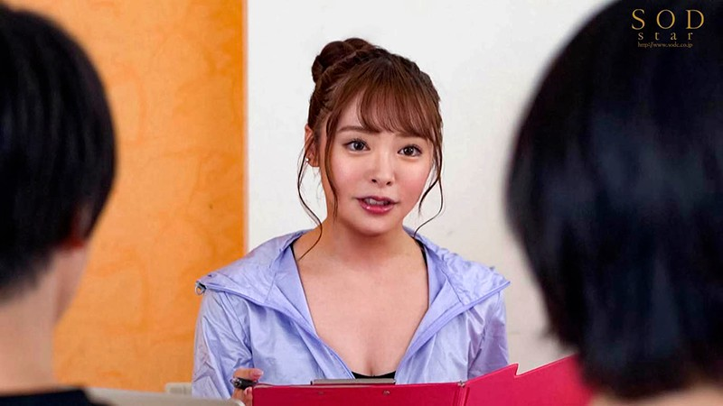 STARS-325 Slutty Personal Trainer Makes Her Client Give Her A Creampie – His New Bride's Pregnant, So He's Gone Sexless For Months Yuna Ogura
