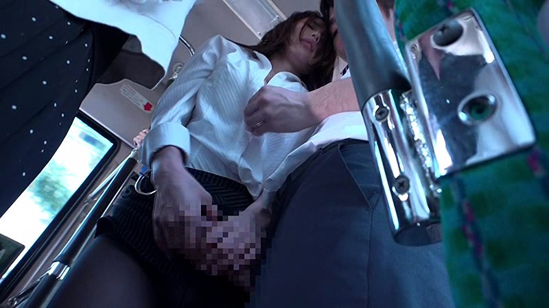 SW-354 Studio SWITCH The Bus To My Workplace Is Always Filled With Office Ladies With Sexy Pantyhose Legs! I Couldn't Help But Press My Boner Against Someone...Then I Could Feel Somebody Grabbing It! 4 big image 5
