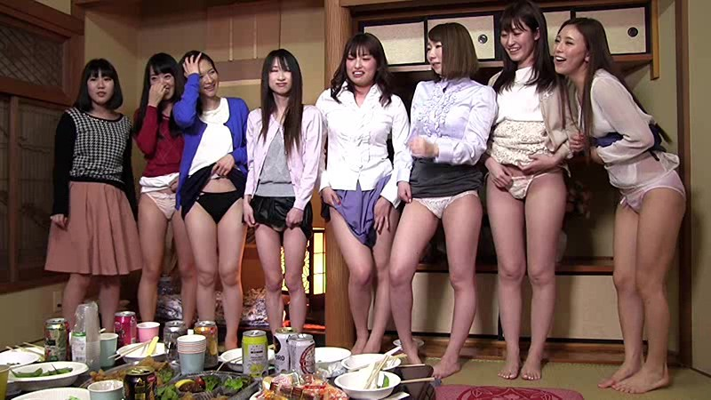 SW-389 - Drunk Naughty Mood Of Senior Female Employees And Evil Nori King Game! !Participation Boy Was Beaten About Breaking Waist My One Person Too Much Fun. - SWITCH big image 2
