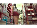 This Elder Sister Deliberately Came To The Adult Video Section As If By Mistake! She Flashed Panty Shot Action To All The Horny Men In The Store, And Then They Began Pressing Their Ecstatic Hard Cocks Against Her Ass And She Pulled Her Panties To The Side And Slipped Their Cocks Inside So That She Could Fuck Without Any Of The Other Customers And Staff Finding Out! preview-1