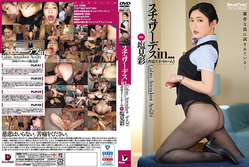 VDD-171 japanese porn videos The Stewardess Is In … (The Coercion Suite) Aya Shiomi