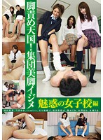 Heaven of Sex Punished by Legs! Group Punishment by Beautiful Legs at Enchanted Girls' School 下載