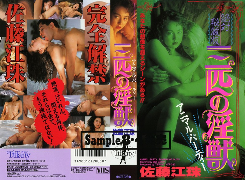 ATF-022 - Emi Sato - cover