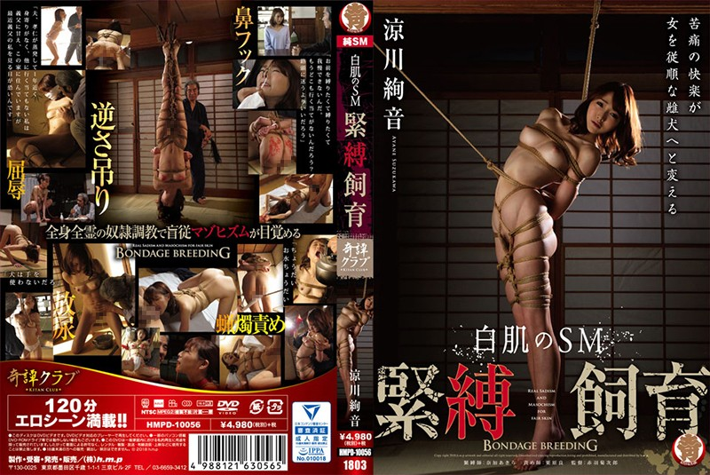 HMPD-10056 Fair Skin Bondage S&M Domestication