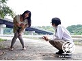 Married Woman Climaxes While Exposing Herself Outdoors Vol.01 Nozomi preview-1