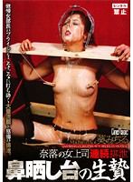 Female Boss From Hell Continuous Erections Nose bleaching T*****e device Michiru Aoi Download