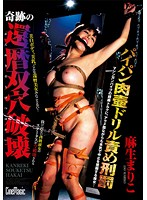 The Miraculous 60 Something Double Hole Destruction Shaved Pussy Drill Torture Punishment Mariko Aso 下載