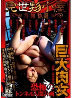 The Cruel Story Of A Freak Show. The Gigantic Woman's Human Tunnel Project Of Fear Kiyomi Suzumo Download