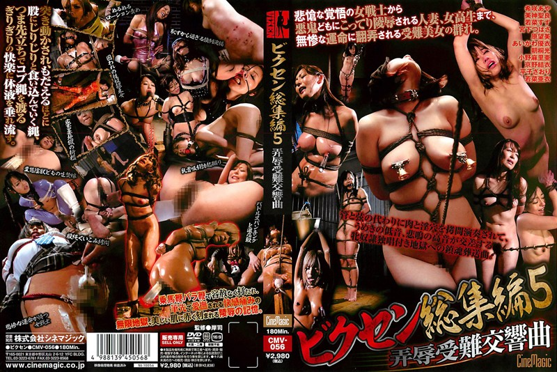 CMV-056 japan xxx Vixen Complete Collection 5 Insulting Orgies