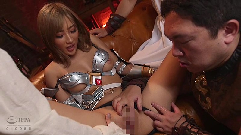 [ID-045] Otherworldly Fantasy Creampie Orgy