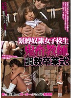 S&M Slave Schoolgirl - Breaking In at a Graduation Ceremony With a Rough Sex-Loving Teacher Download