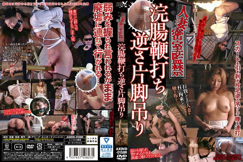 AXDVD-0158R download or stream.