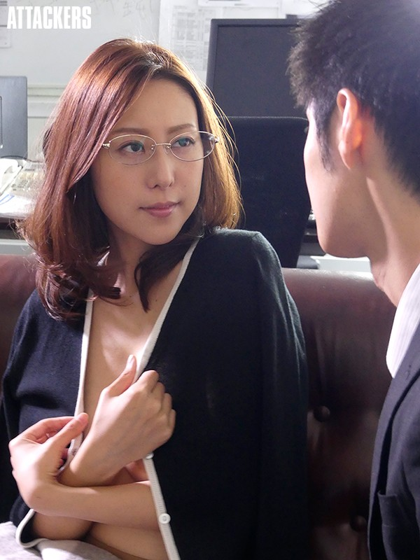 [ADN-203] Immature Adultery: Married Woman Office Lady And Her Younger Subordinate - Saeko Matsushita
