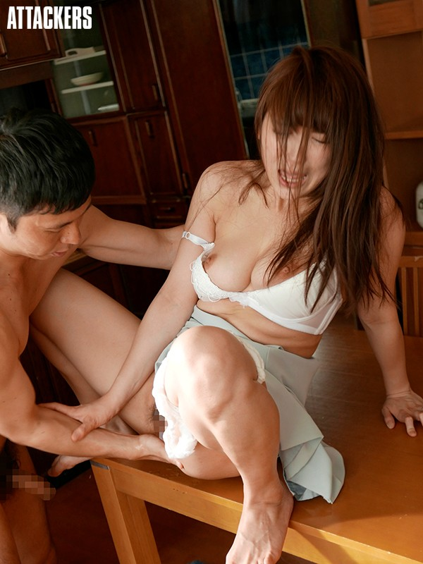 ADN-224 Fucked In Front Of Her Husband – Sensual Smell Shiori Kamisaki