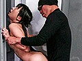 There's Absolutely No Escape! Trapped Against The Wall, She's Assaulted By A Molester In Standing Hard Piston Pounding Rape preview-4