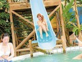 The Spa Resort The Creampie Molester Chased Down These Big Tits Bikini Girls preview-12