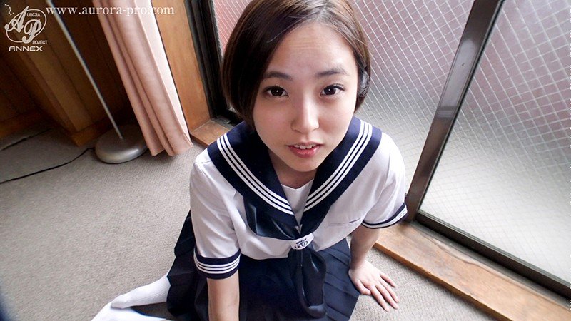 [APKH-108] She Trembles And Has Vaginal Orgasms Repeatedly! The Sensitive, Dirty Girl Is A Bewitching And Aggressive Sex Addict! POV Porn Featuring A Slender, Beautiful Young Girl In Uniform! Aori Arihoshi