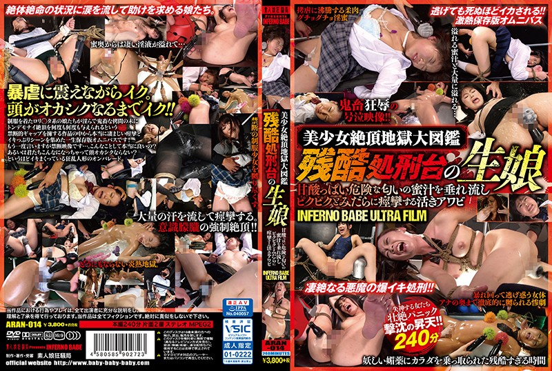 ARAN-014 jav model A Beautiful Girl In A Climax Hell Pictorial A Live Sacrifice Upon The Cruel Execution Chamber Watch