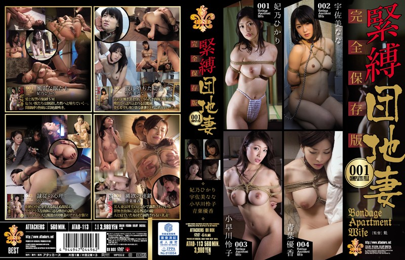 (atad00113)[ATAD-113] S&M Apartment Wife Complete Collector's Edition 001 Download