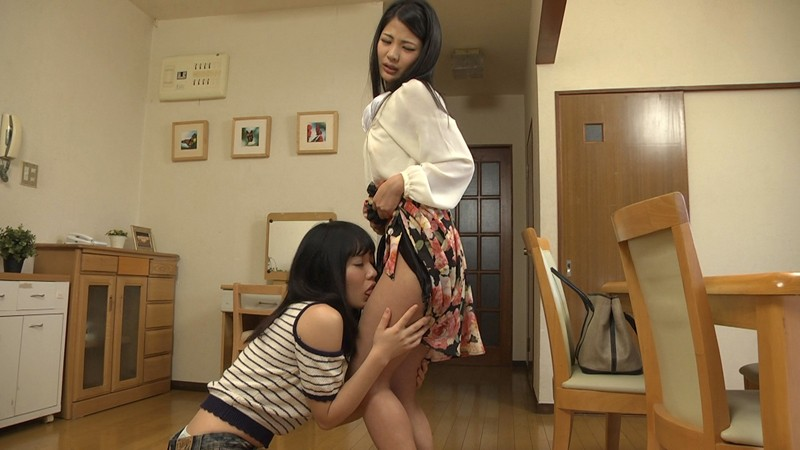 AUKG-418 I Fell In Love With A Manly Lover Lesbian Relationship With A Boyfriend's Favorite Genius Lady ~ Mizutani Aoi Komachi Rin big image 7