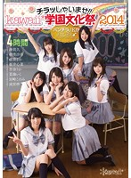 Give Us A Look!! Kawaii* School Festival 2014, Panty-Shot Schoolgirls Will Come Out To Meet You! Download