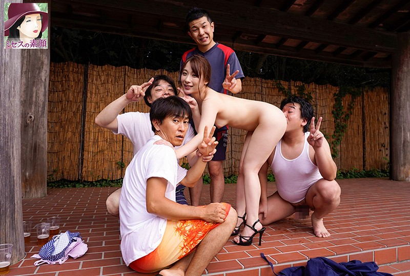 [AVOP-466] The Creampie Town Hall Association My Wife Grew Up In The City, And So She Wasn't Ready For Getting Gang Bang Raped Outdoors In The Country Reika Hashimoto