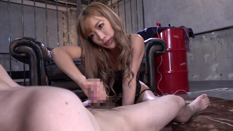 [AVSA-134] Queen Aika's Breaking In Of A Masochistic Man