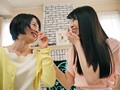 First Kiss -Lesbian Sex With The Woman I've Been Wanting To Meet For A Long Time.- Ai Mukai,Rena Aoi preview-1
