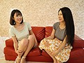 2 Breastfeeding Lesbians ~Only When Their Husbands Aren't Home During The Day... Horny Lesbian Moms Get Covered In Breast Milk~ Kana Nagamine, Miyuki Nishino preview-7