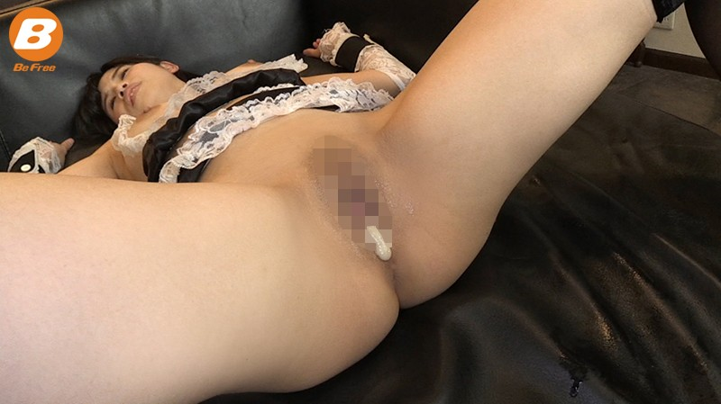 BF-569 My Young Maid Begs Me To Cum Inside Her Until
