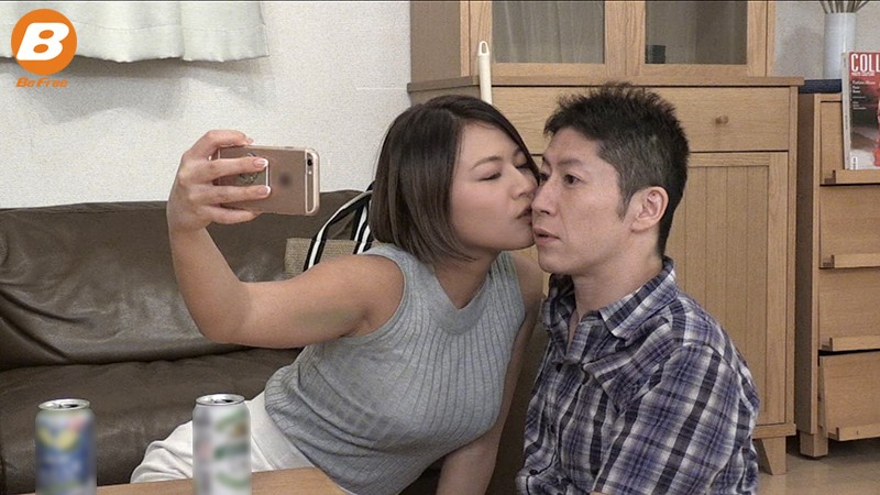 [BF-587] While My Girlfriend Was Away Visiting Her Folks For A Few Days, I Was At Home Cumming Buckets Inside Her Big Sister Kaho Imai