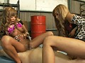 kira kira BLACK GAL Reverse Rape--Double Tanned Gals go Cock Hunting-- preview-3