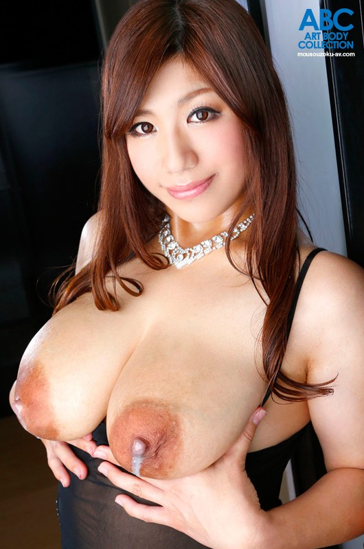 After Sex Big Breasts Cum On Breasts