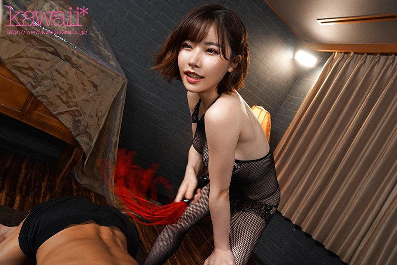 [CAWD-031] A Reverse Monster Slut Who Will Keep On Fucking Tied Up Men 2 No Matter How Many Times He Cums And Cums, She'll Never Stop Milking His Sperm In A Creampie Full Court Press Amy Fukada