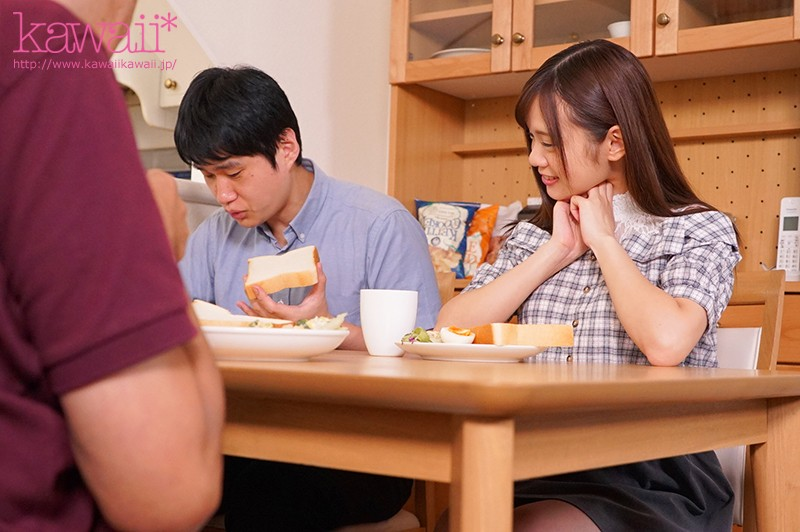 [CAWD-036] My Girlfriend Has Beautiful Tits And My Big Dick Friend Fucked Her Down And Creampie Fucked Her Mio Fukada