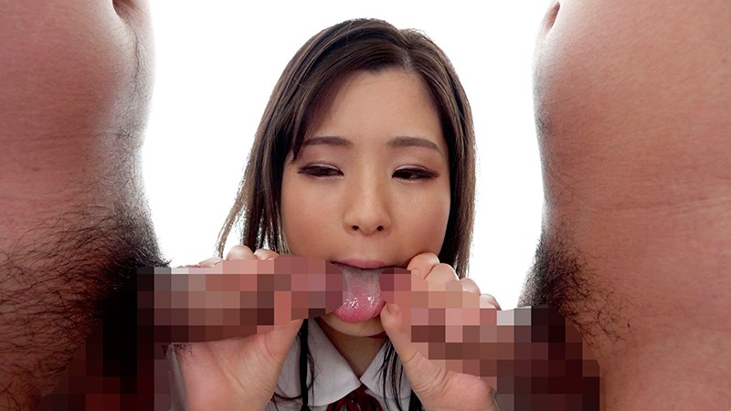 "CHRV-117 ""If You Take It Off, You'll Have A Titty Fuck, And If You Masturbate, A Huge Dildo! Suzy-Chan Loves Rubbing! Can't Stop Looking At My Step Sisters' Huge Tits ! H-Cup 96cm Chinatsu"