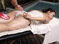 Celebrity Married Woman's Hot Spring Trip Crooked Oil Massage 6 preview-4