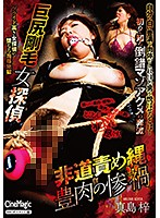 A Female Detective With Big Tits And A Hairy Pussy - Outrageous Bondage - Azusa Majima Download