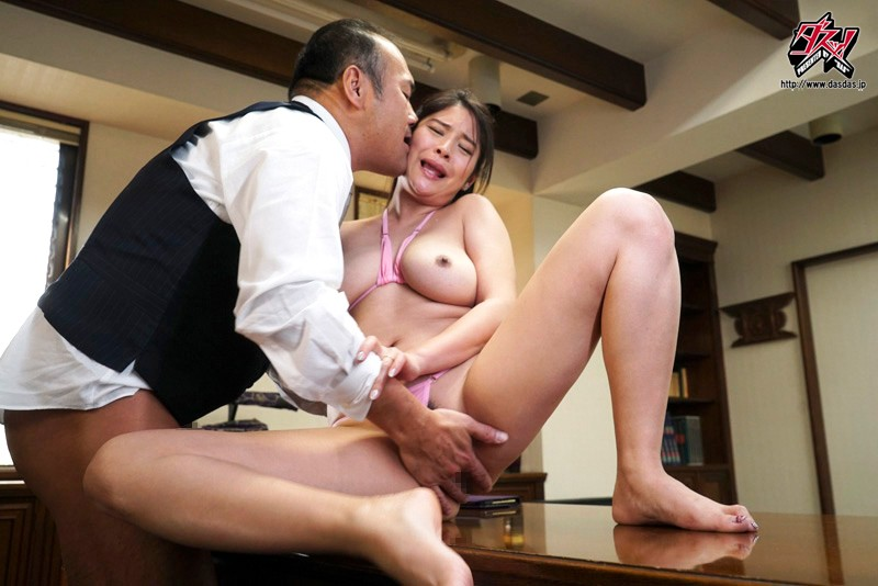 DASD-376 Studio Das This Big Tits Housewife Who Can't Stop Loving Is Being Deceived By The Company President In NTR Baby Making Sex Meguri